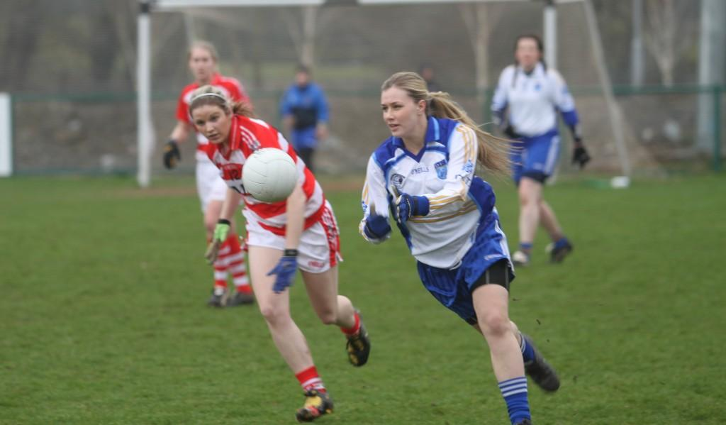 DIT Ladies GAA