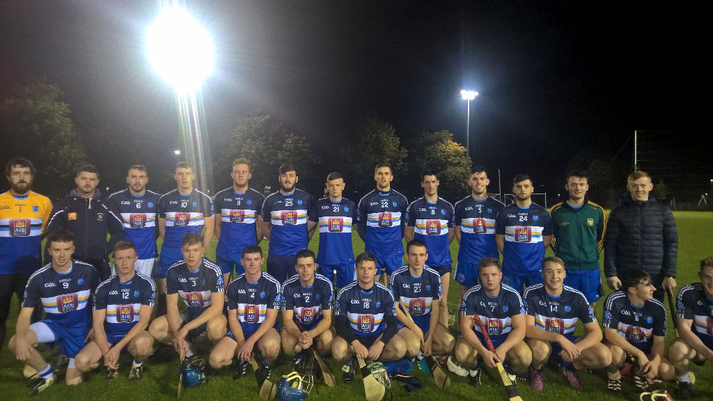 dit senior hurling team 2016